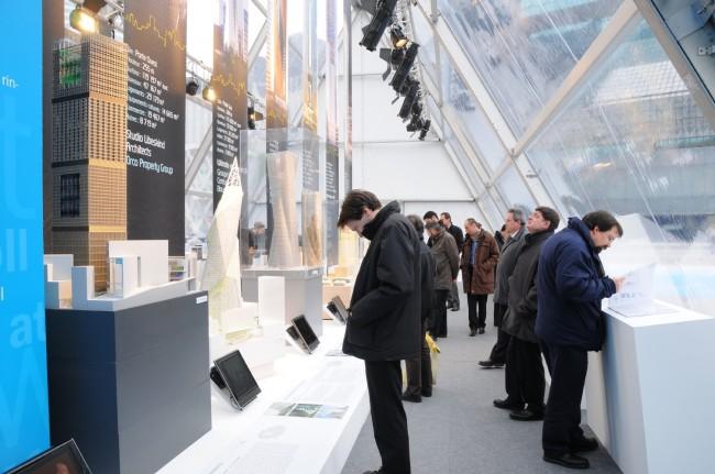 L'exposition de la tour Signal. ©Defense-92.fr