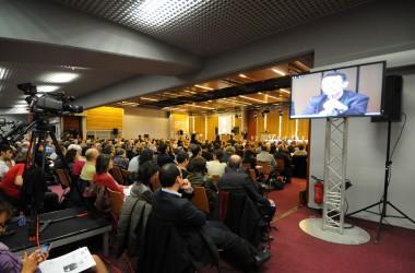 Un débat public commun aux projets Arc Express, Grand Huit et d'Eole