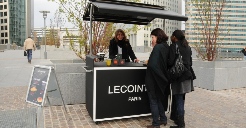 Lecointre Paris investit La Défense