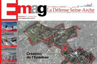 L'EPAD et l'EPASA publient le second numéro de E-Mag