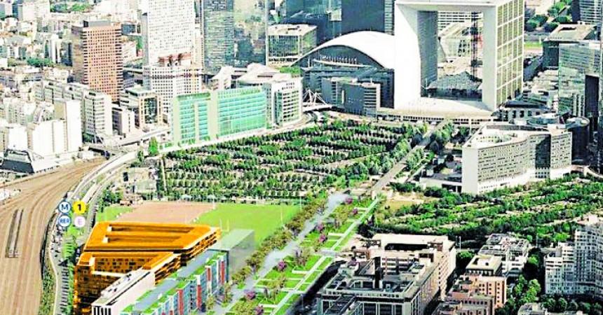 Sillic annonce un nouveau projet à La Défense Seine-Arche