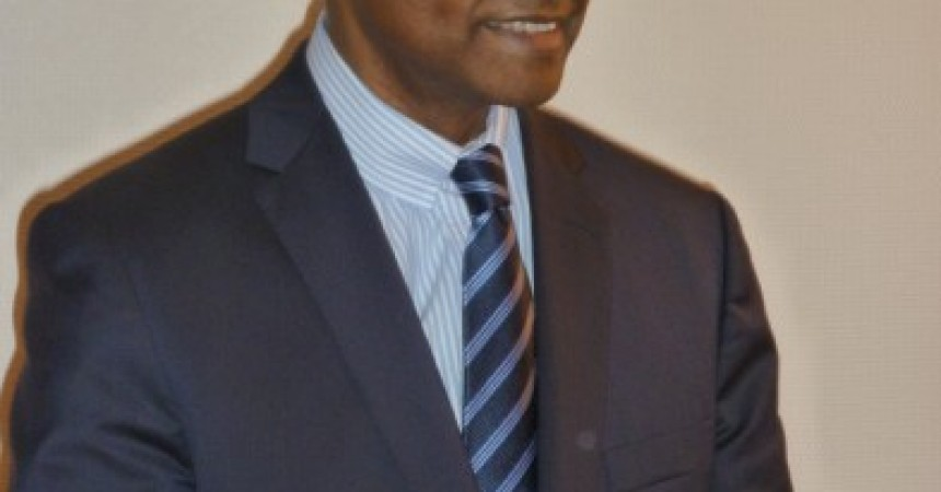 Edgard Gnanou nommé Directeur Général d'EDC Paris La Défense