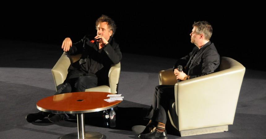 Tim Burton à La Défense