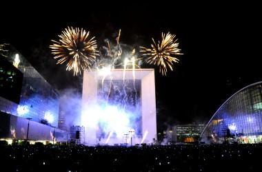 Apparences, le spectacle qui a illuminé La Défense