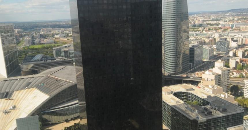 Le siège parisien viendra bientôt dans la tour Areva