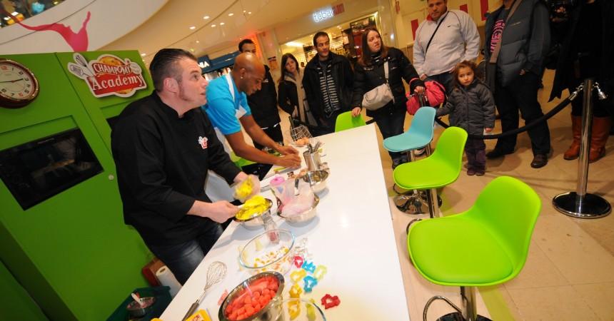 Norbert de Chef Top cuisine pour les enfants