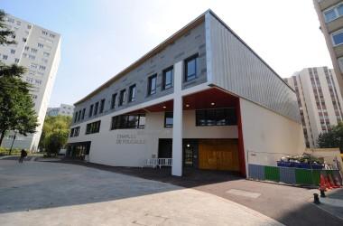 Un nouveau collège aux portes de La Défense