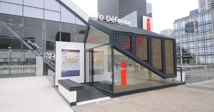 Le musée de La Défense a fermé ses portes