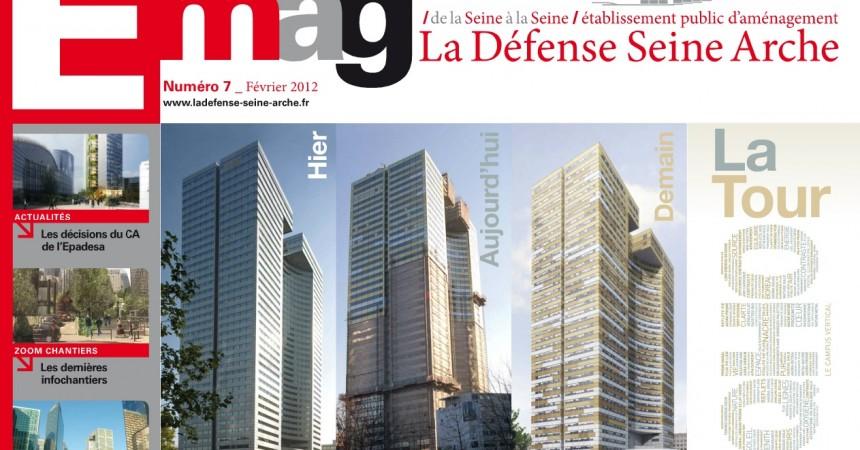 L'EPADESA publie le septième numéro de E-mag