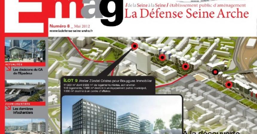 L'EPADESA publie le huitième numéro de E-mag