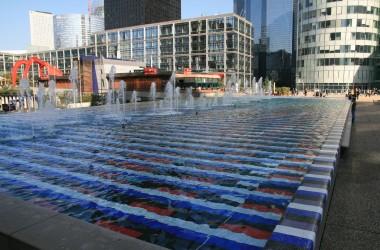 Le bassin Agam va être transformé en piscine et Patinoire