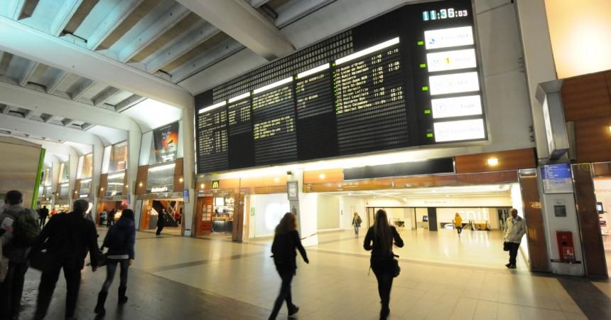 Un nouvel écran géant publicitaire dans Cœur Transport