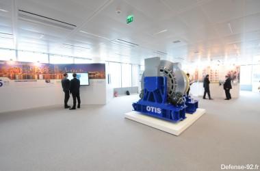 Otis présente ses dernières innovations