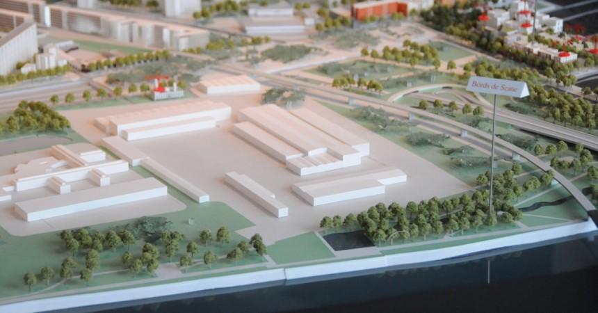 Un Ikea pourrait remplacer les Papeteries de la Seine