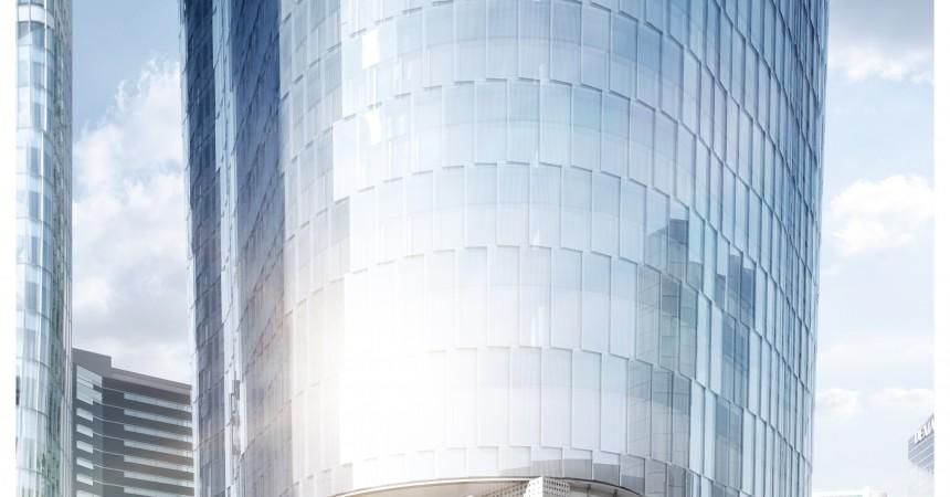 Mipim 2013 : Alto, la «petite» nouvelle tour de La Défense