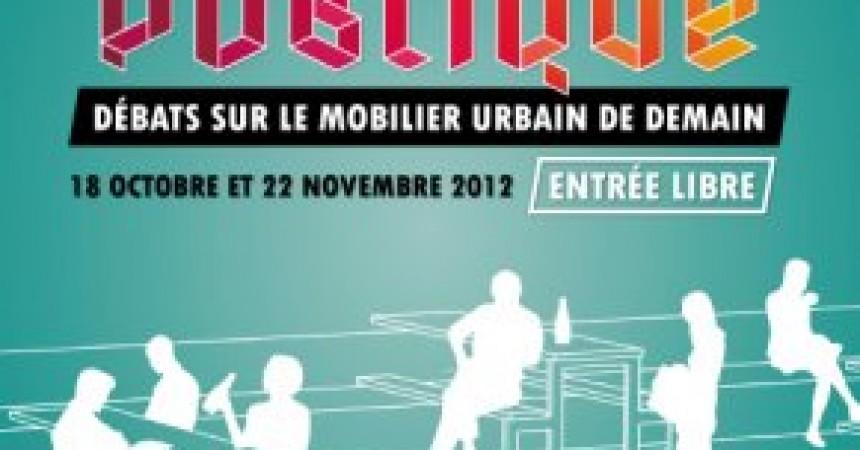 Débattez sur les mobiliers de la Biennale de Defacto