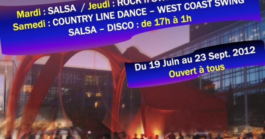 Chat Swingvous invite à danser cet été
