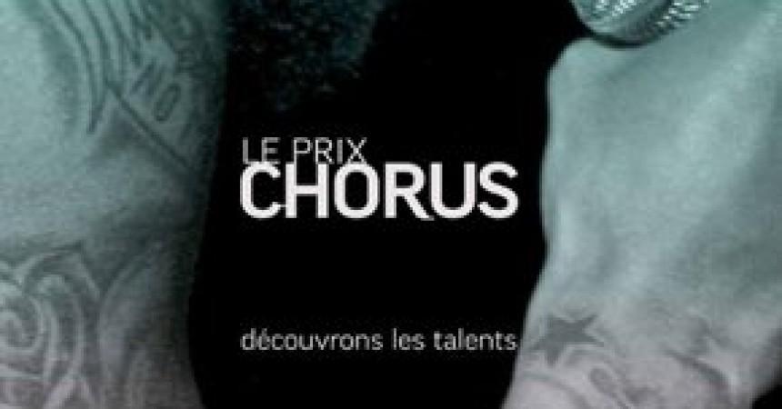 Chorus revient du 6 au 20 avril 2013