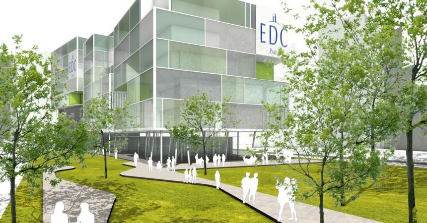 L'EDC va déménager pour Nanterre