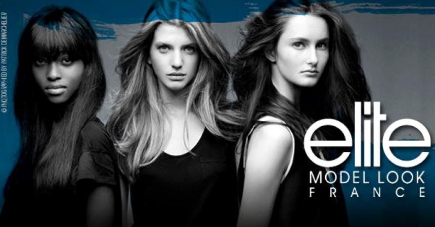 La tournée Elite Model Look fera escale aux Quatre Temps