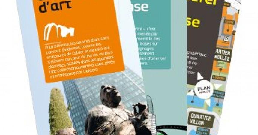 Defacto édite deux nouveaux guides thématiques