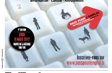 Quatrième édition du Pass pour l'Emploi