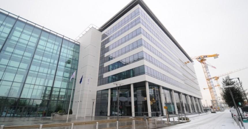 Société Générale Securities Services part à Colombes