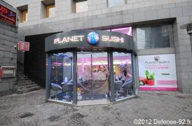 Planet Sushi s'installe cours Michelet