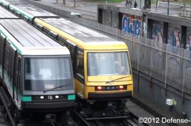 La ligne 1 est exploitée avec 100% de trains automatiques en soirée