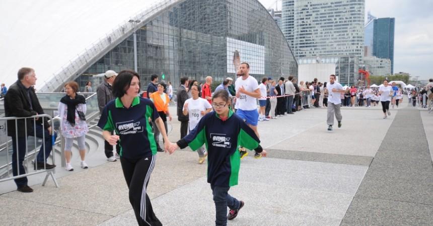 Otis récolte 142 800 € pour l'association Special Olympics