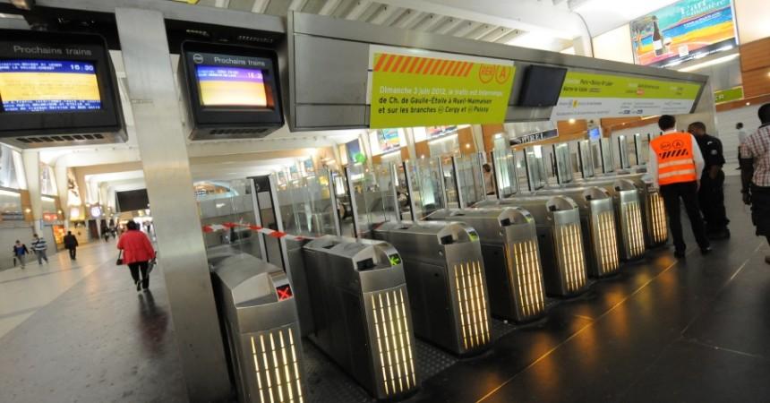 Un dimanche sans RER A à La Défense