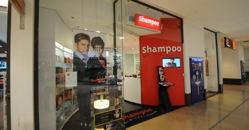 Shampoo réouvre ses portes dans les Quatre Temps
