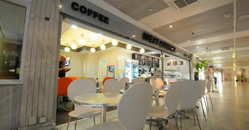 Le restaurant West kitchen s'installe à la Galerie de l'Esplanade