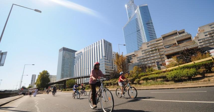 Six kilomètres de quais offerts aux piétons et cyclistes