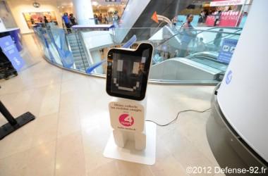 Les Quatre Temps récupèrent vos vieux téléphones avec Mobo
