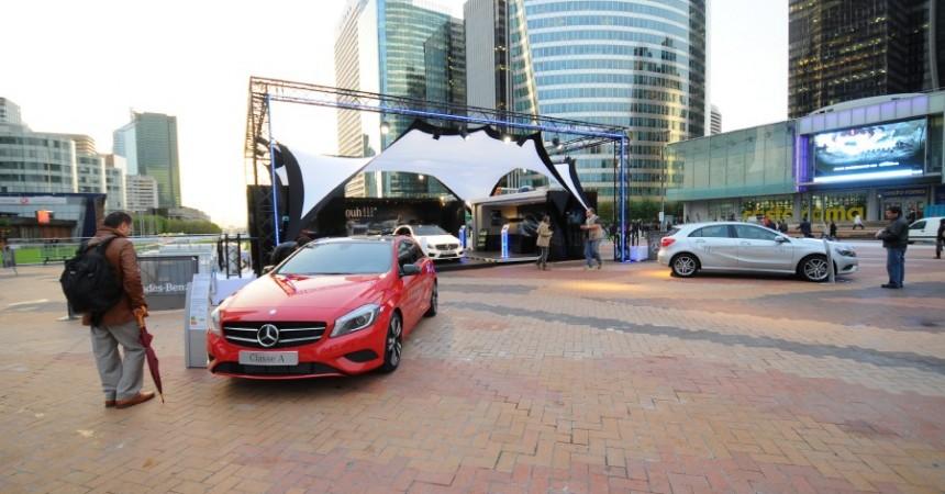 Venez découvrir la nouvelle Mercedes Classe A