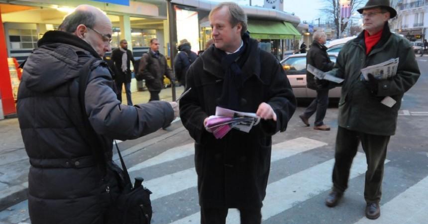 Le PS de Courbevoie demande «l'heure des comptes»