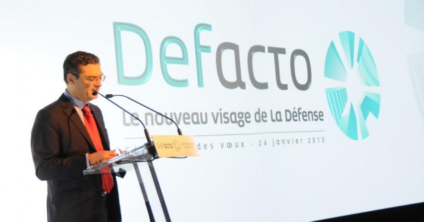 Devedjian : «Nous devons réinventer, repenser La Défense qui doit de nouveau étonner»