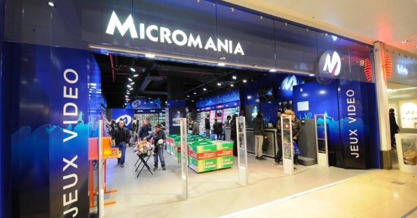 Micromania fait peau neuve
