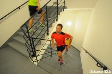 Vertigo, la course solidaire à travers les étages