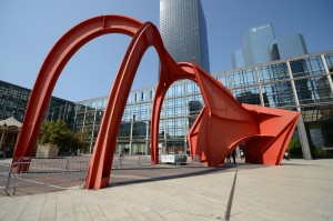 Le Stabile de Calder - ©Defense-92.fr