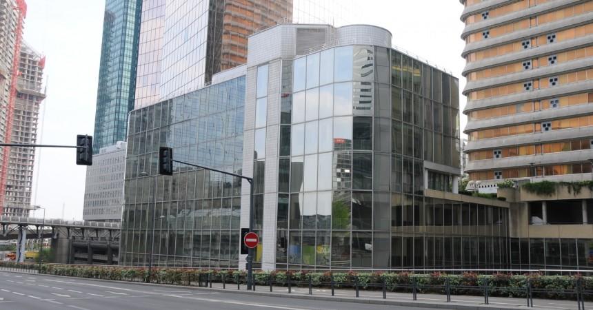 Immeuble Bureau Veritas