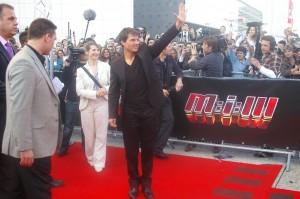 L'avant première de MI3 avec Tom Cruise le 27 avril 2006 - ©Defense-92.fr