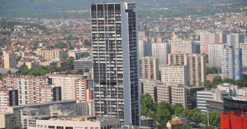 Résidence Défense 2000