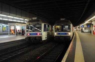 Moins de trains ce weekend sur la ligne L du Transilien