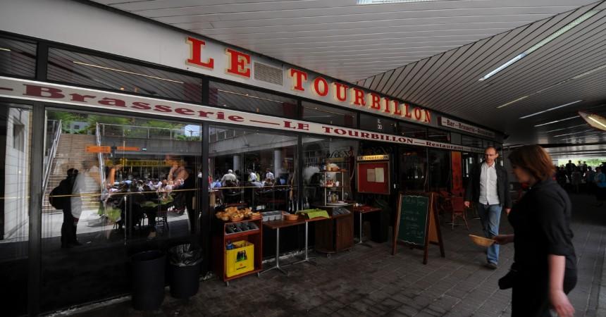 Fin de service pour le restaurant Le Tourbillon
