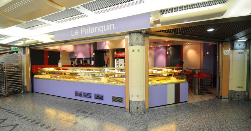 Le Palanquin