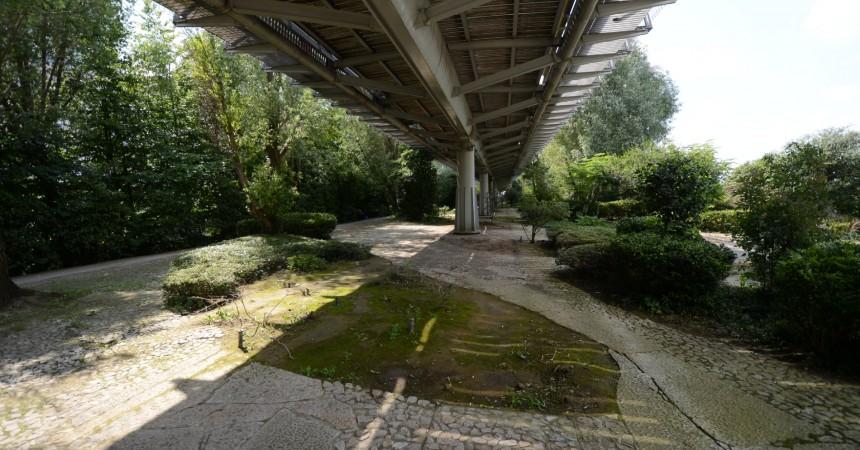Le Jardin Gilles Cl Ment Ou Jardin De L Arche