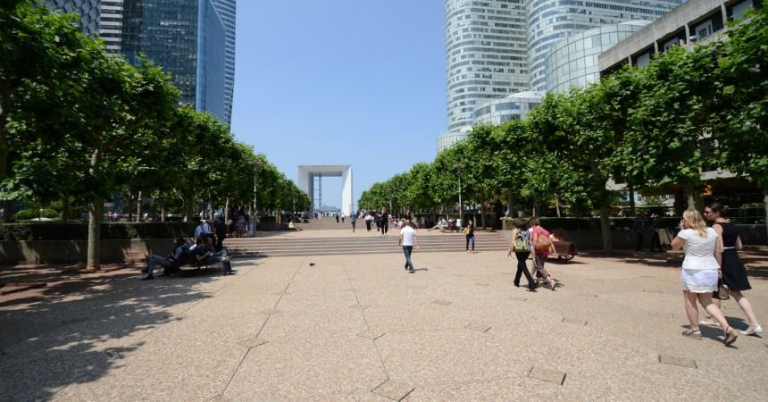 L'Esplanade du Général de Gaulle