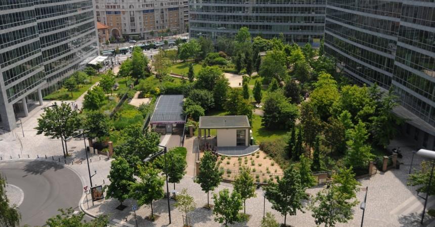 Parc Jacques Cartier